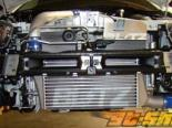 Blitz EVO X LM передний  Mount Intercooler type R