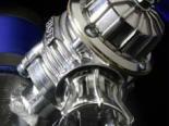 Blitz Venturi Drive Blow-Off Valve для 03-06 Evo 8 & 9