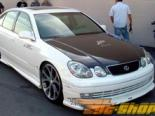 Обвес по кругу JP Vizage Type A на Lexus GS300-430 98-04