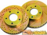 BREMBO передний  Cross-Drilled тормозные диски -- пара Ford Mustang Cobra / GT