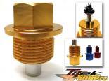 Titek Magnetic Drain Plug M20 x 1.50 золотой Subaru WRX/STi 02-08