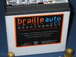 Braille Racing Battery