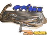 Turbo XS Mazdaspeed 3 передний  Mount Intercooler комплект (MS3-FMIC) 07+