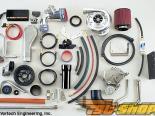 VORTECH V-2 SQ (Super Quiet) Supercharger System with 6.5 Pounds of Boost Pressure Corvette C5