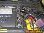K&N 63 Series AirCharger Intake комплект Nissan Maxima & Altima
