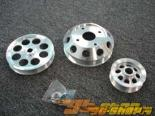 Megan Racing Lightweight Crank Pulleys Nissan 240SX SR20DET