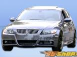 Аэродинамический обвес Extreme Dimensions M-Tech на BMW E90 06+