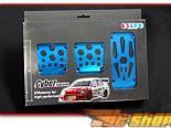 Sun Auto Sport Pedals - 350z / WRX / STi / EVO