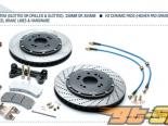 Rotora 6-поршневые передний  Большой тормозной комплект  BMW 5-Series / M5