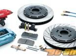 Rotora Большой тормозной Upgrade комплект задний 4 поршневые Nissan 350Z / Infiniti G35