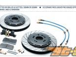 Rotora Scion TC передний   4 / 6 поршневые Большой тормозной Kits