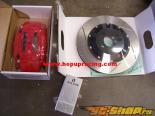 StopTech передний  Большой тормозной Upgrade комплект Audi A4