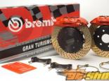 Brembo 355x32 4 & 6 поршневые передний  тормозной комплект (2-части тормозные диски) 03+ EVO
