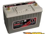 Braille Lithium Ion Intensity Deep Cycle Battery | 1650 Amp | 13 x 7 x 9 inch | Левый Positive | BCI 31