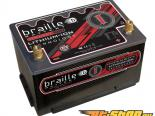 Braille Lithium Ion Intensity Карбон Starting Battery | 1320 Amp | 10 x 6 x 7 inch | Левый Positive