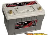 Braille Lithium Ion Intensity Deep Cycle Battery | 1315 Amp | 11 x 7 x 8 inch | Левый Positive | BCI 34