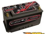 Braille Lithium Ion Intensity Карбон Starting Battery | 3150 Amp | 14 x 7 x 8 inch | Правый Positive