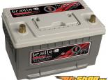 Braille Lithium Ion Intensity Starting Battery | 2350 Amp | 12 x 7 x 7 inch | Левый Positive | BCI 65