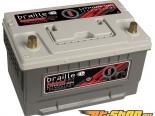 Braille Lithium Ion Intensity Lightweight Battery | 1350 Amp | 12 x 7 x 7 inch | Правый Positive | BCI 65