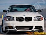 Карбоновые корпуса для зеркал iCarbon Tech Series для BMW 1 Series 08+