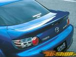 Пластиковый спойлер INGS N-Spec для Mazda RX-8 4|03+