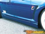 Пластиковый обвес по кругу INGS N-Spec для Mazda RX-8 SE3P 4|03+