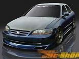 Аэродинамический обвес JP для Honda Accord Седан 01-02