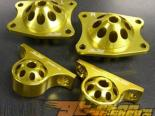 J's Racing SPL Differential Mounts - Honda S2000 00+ (AP1 / AP2)