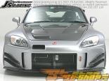 Карбоновый капот J's Racing Type V для Honda S2000 00+ AP1 2