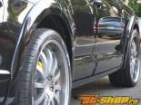 Пороги Jubily на Porsche Cayenne 2003-2007