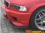 Накладка на передний бампер Kerscher DTM M-Line 2 на BMW 3 Series E46 99-05