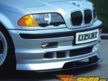 Губа на передний бампер Kerscher для BMW 3 Series седан E46 99-05