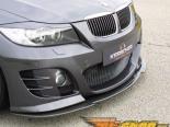 Накладка на передний бампер Kerscher DTM на BMW 3 Series E90 06+