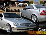Аэродинамический Обвес на Mercedes SLK 1997-2001