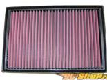 K&N Flat Panel Replacement Air Filter Volkswagen Passat V6 05-06