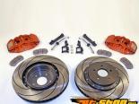 Ksport Procomp задний Большой тормозной комплект 13 In. Rotor 6 поршневые Суппорта Ferrari 360 99-04