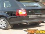 Larini Systems Sports выхлоп Dual Oval Tips Range Rover Sport 4.4 | 4.2 05+
