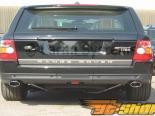 Larini Systems Sports выхлоп Dual Oval Tips Range Rover Sport TDV8 07+