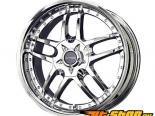 Liquid Metal Core 18X7.5 4x100/4x114.3 40mm Хром