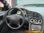 Lotek Triple A-Pillar Pod Mitsubishi Eclipse 95-99