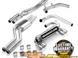 Magnaflow Dual выхлоп System - BMW M3 E46