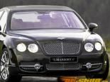 Передний бампер Mansory Европейские для Bentley Continental Flying Spur 05+