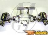 Kreissieg SUS F1-VT Cat-Back выхлоп Maserati Gran Turismo Coupe 4.2L V8 08+
