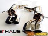 Meisterschaft SUS GT Racing Performance Axle Back выхлоп Mercedes-Benz SL500 R230 03+