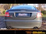 Milltek Выхлоп выхлоп Audi S6 5.2 V10 Quattro C6 06+