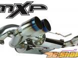 MXP Dual Выхлоп выхлоп System Subaru STI 08-12
