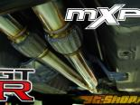 Мид пайп на Nissan Skyline R35 GTR 09+      MXP