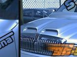 Пластиковый капот на Lincoln Navigator 1998-2002 Wiper Cowl Стиль