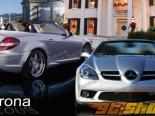 Обвес по кругу на Mercedes SLK 2005-2008