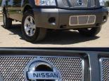 Верхняя решётка радиатора Grillcraft MX Series на Nissan Titan 2008